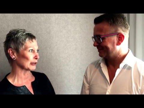 Barbara Carr interviews Wolfgang Jaksch CEO Swiss Bionic Solutions