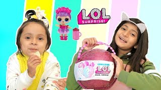 Anantya amp Anaya UnBoxing LOL SURPRISE DOLL MyMissAnand Review Toys ToyStars