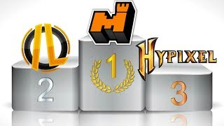 Minecraft Tier List