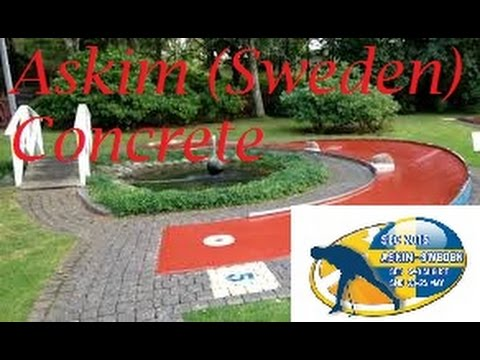 Concrete Askim (Sweden) 2015