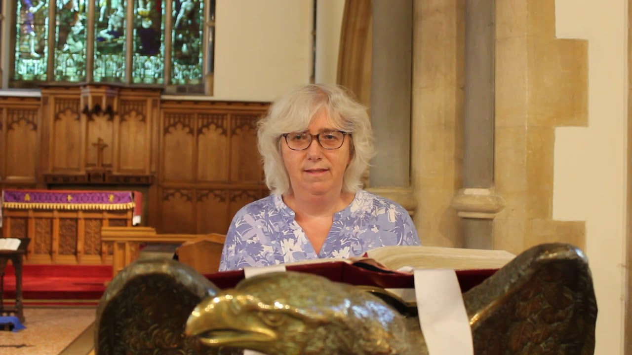 A Service of the word, All Saints and St Marys Fishponds