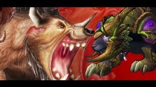 """Teeth & Claws"" - Feral Druid Arena Montage [4.3.4] (WoW/Gameplay)"