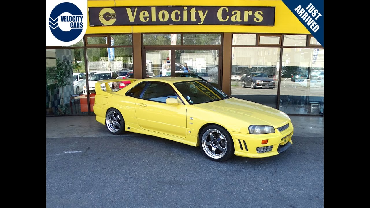 1998 Nissan Skyline 93K\'s TURBO COUPE 1YR WRNT for sale in Vancouver ...