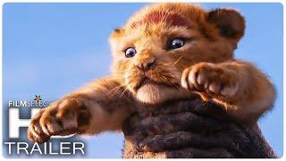 EL REY LEÓN Trailer Español (2019)