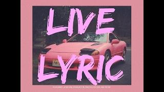 PINK GUY - STFU (LIVE LYRIC VIDEO)
