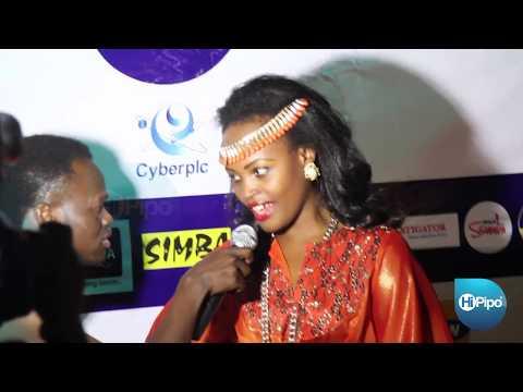 HMA2016 Red carpet - Penny Patra, From Mbarara