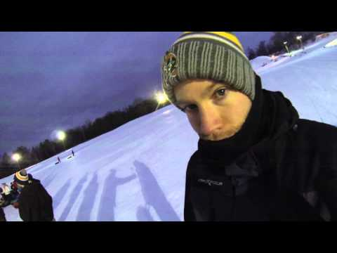 Fort McCoy Snow Tubing