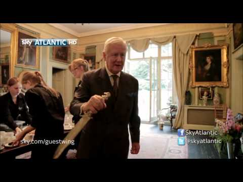 Sky Video   Sky Atlantic   The Guest Wing ep 1    S
