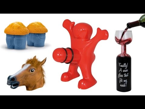 Top 10 Holiday Gag Gifts