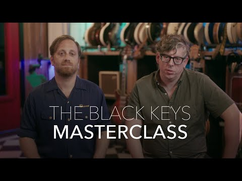 "The Black Keys' online MasterCourse will teach you how to ""write music like the pros"" 