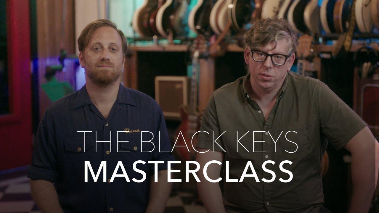 The Black Keys Masterclass