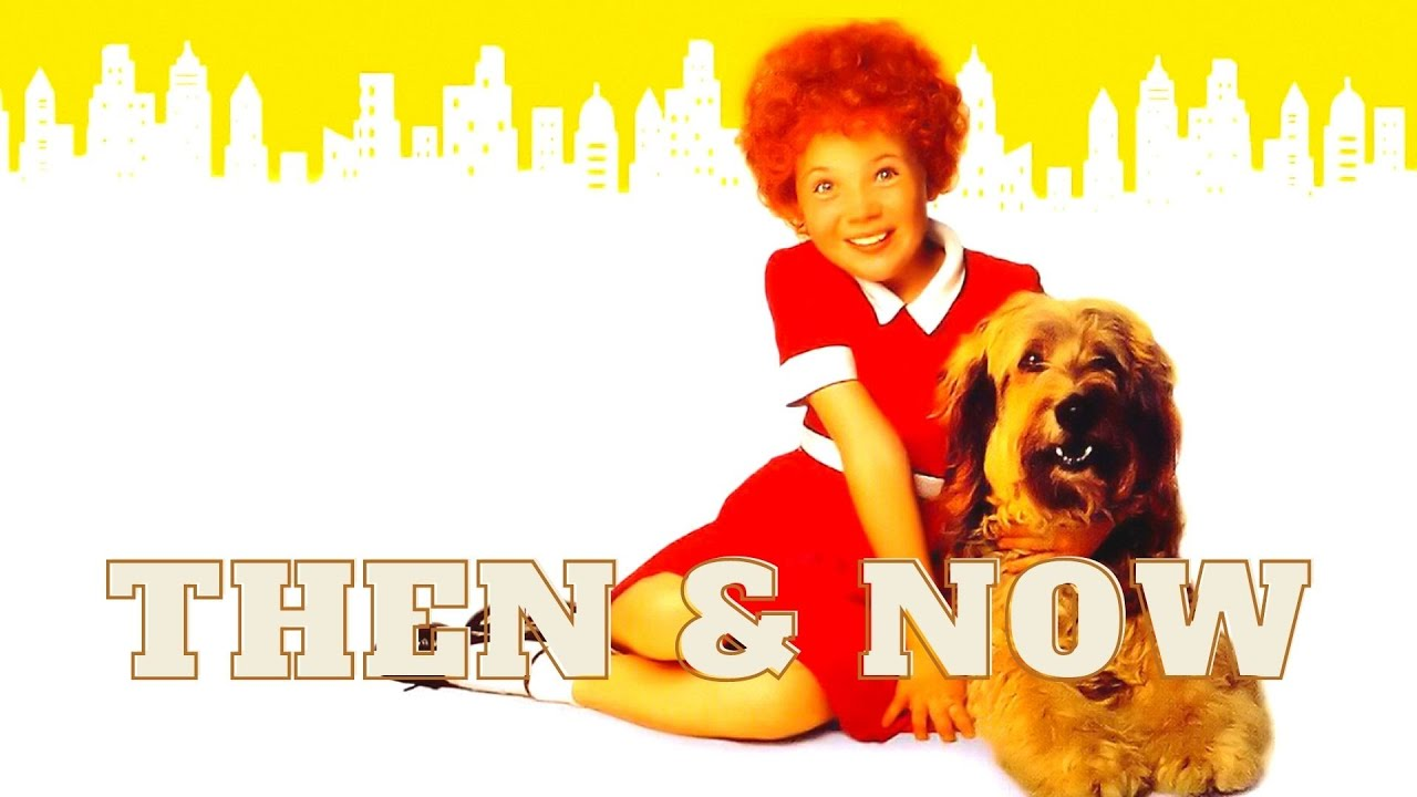 Download Annie (1982) - Then and Now (2020)