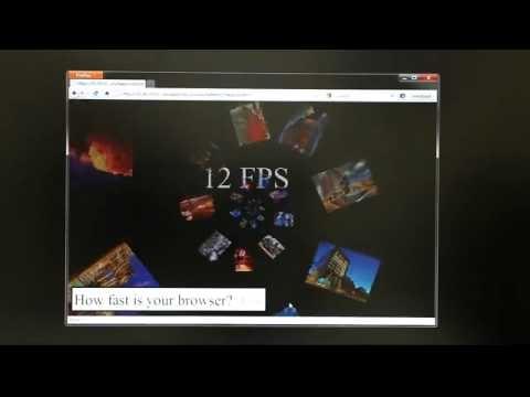 Mozilla Firefox 4 Beta 5 Hardware acceleration