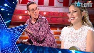 El MONÓLOGO que ha encantado a Dani pero no gustó a Risto | Semifinal 01 | Got Talent España 2021