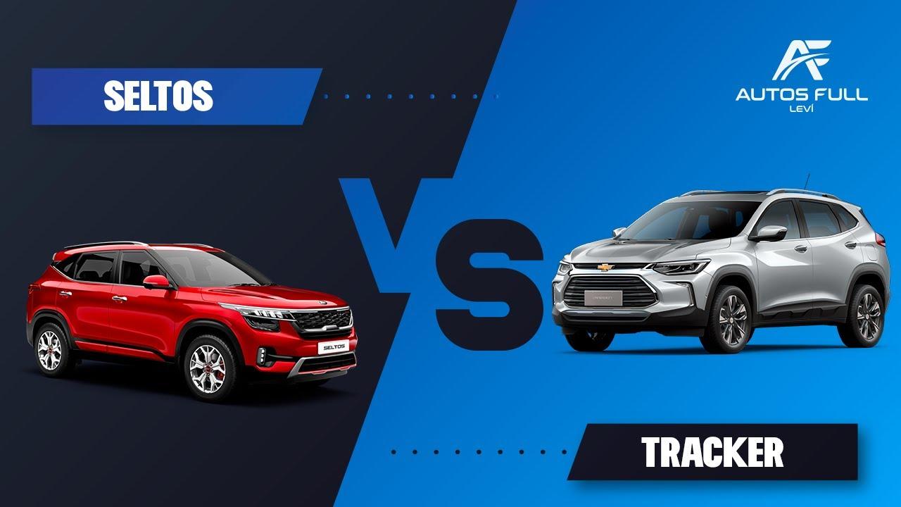 KIA Seltos VS Chevrolet Tracker Turbo ¿Cuál deberías Comprar?