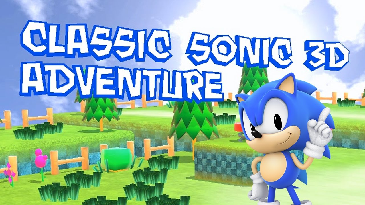 The Games You Haven't Played Part 7 - 'Sonic the Hedgehog