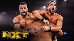 Keith Lee vs. Finn Bálor vs. Johnny Gargano – NXT North American Title Match: WWE NXT, June 24, 2020