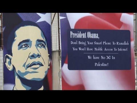 Visite D'Obama: Les Palestiniens Attendent Des Mesures Concrètes