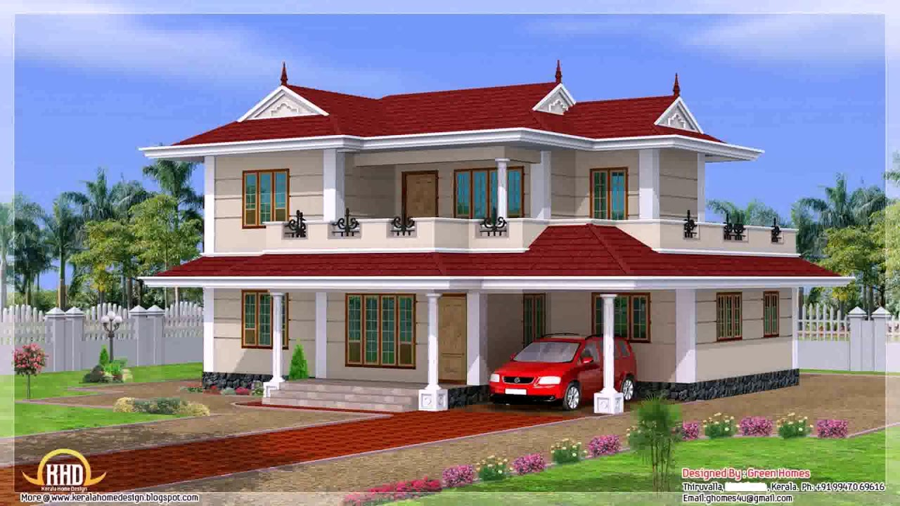 Normal house design in nepal youtube for Normal home plans