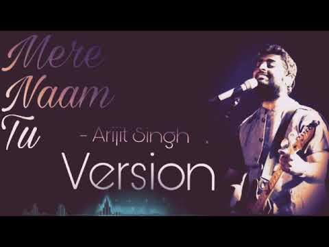 Zero : Mere Naam Tu (Arijit Singh) | Abhay Jodhpurkar ,Ajay Atul | Shah Rukh Khan