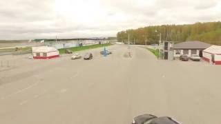 Прицепы для перевозки легковых авто методом частичной погрузки на Нижегородском кольце