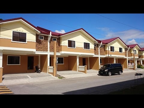 Oaks Residences Cainta House and lot for sale