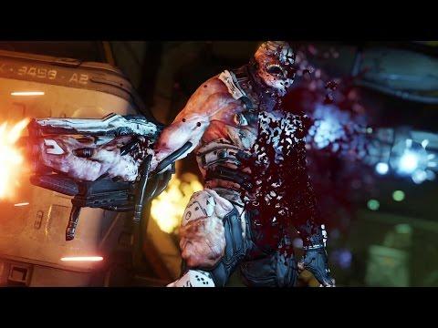 DOOM Gameplay [E3 2015]