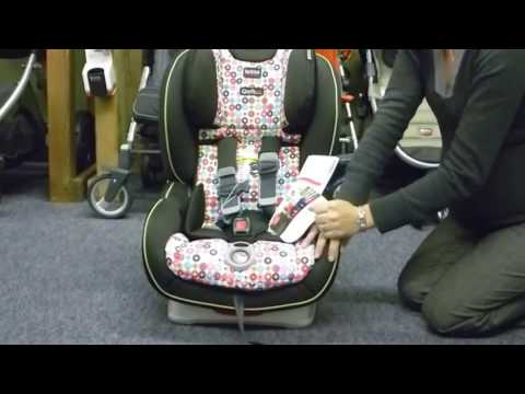 Britax USA Boulevard G4 Convertible Car seat Review - YouTube