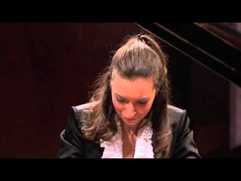 Yulianna Avdeeva – Polonaise in A flat major, Op. 53 (second stage)