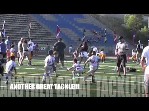 2015 Colts NFL Flag Game 2 (Ages 5-6)