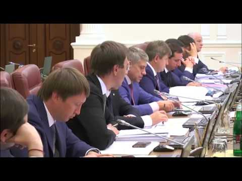 На заседании Кабмина обсуждали Мультика