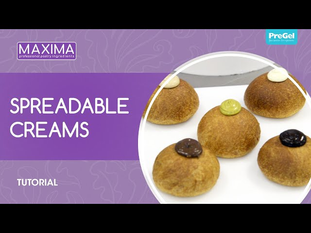 PreGel Maxima Spreadable Creams Tutorial
