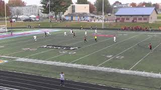Harrisonville vs East (KC) Soccer State Tournament