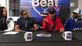 Doggie Diamonds talks Eric Sermon , Hassan Campbell raw and uncut