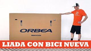 Orbea me la lía con la bici nueva | Ibon Zugasti