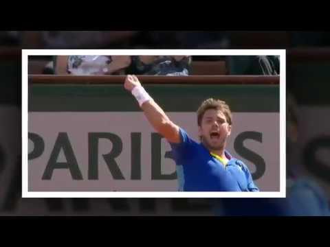 French Open 2017 John McEnroe salutes Stan Wawrinka winner