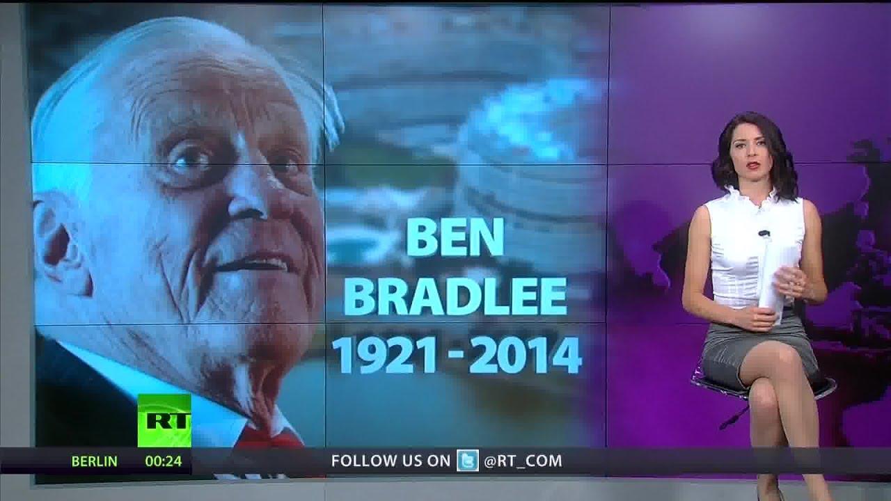 Download Ben Bradlee and The End of Journalism's Golden Era
