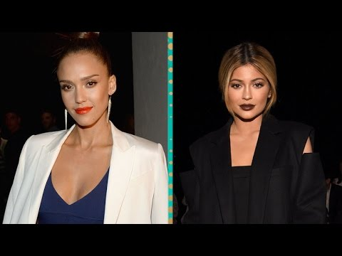 Jessica Alba Confirms She Was Shoved By Kylie Jenner's Bodyguards