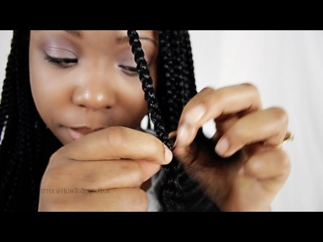 3 Ways To Braid Extensions Wikihow