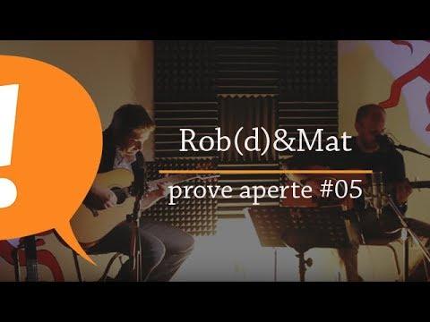 Prove Aperte #05 // Rob(d)&Mat