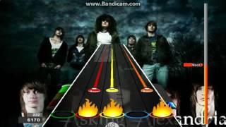 Guitar Flash Alerion - Asking Alexandria 100% Expert 11,951