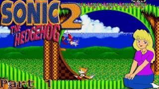 Kwife Plays: Sonic the Hedgehog 2 (Gen/Wii)  Part 1