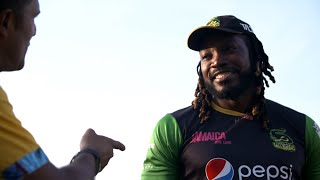 ICC 360 – Chris Gayle looks back at his U19 World Cup experience