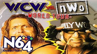 WCW Vs NWO World Tour - Nintendo 64 Review - HD