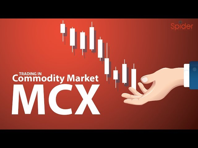 Commodity Market  - MCX | Explained in Hindi - Spider Software