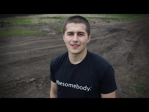 WE ARE CALLING YOU OUT! #besomebody.