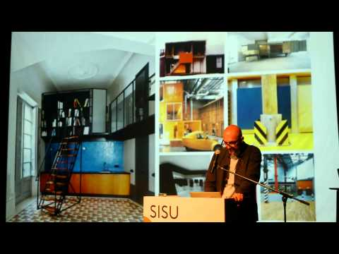 "SISU 2015: Graeme Brooker ""The Interior Condition: Impact & Agency"""