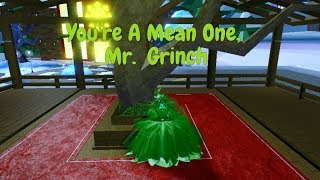 You're a Mean One, Mr. Grinch || ROBLOX Music Video