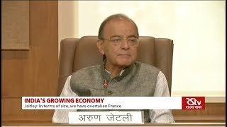India set to become world's 5th largest economy in 2019
