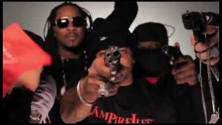 Jim Jones - Red Rum / P*ssy (Feat. Byrdgang & Trav) - Official Music Video